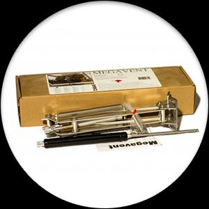 MEGAVENT STORM - автомат для тепличной форточки